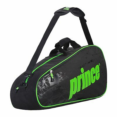 Prince React 3 R Pack Case Sack Holdall 84 Unisex Tennis Racket