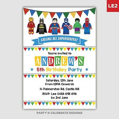 picture about Printable Lego Invitations named LEGO BIRTHDAY INVITATION Get together Products Lego Invite