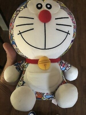 Uniqlo Doraemon X Takashi Murakami limited Plush Toy UT Collection