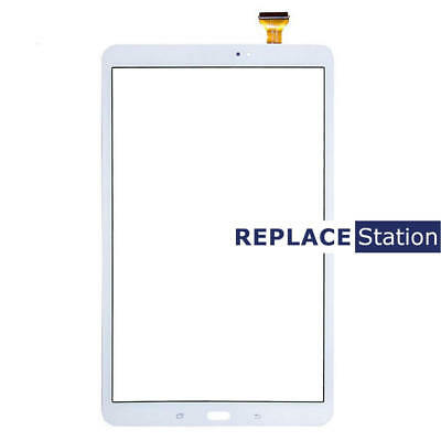 For Samsung Galaxy Tab A White Touch Screen Digitizer Glass for T580 T585 10.1""