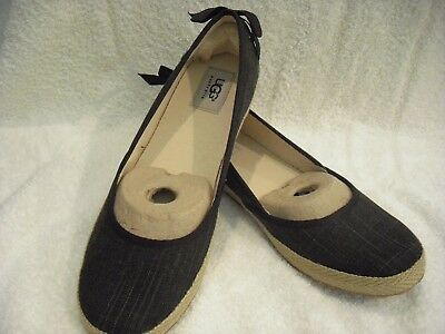 New Ugg's Espadrilles Size 10 Shoes