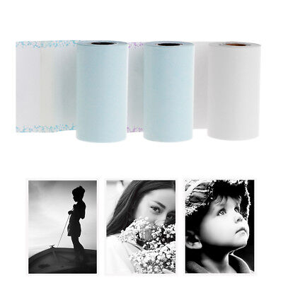 New Compatible With Portable PAPERANG P1 Printer 1Pc Printing Roll Paper Sticker