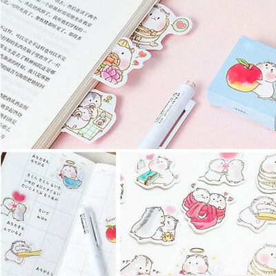 Decal Notebook Decals Dishes Novelty Stickers Self Adhesive Sticker Creative