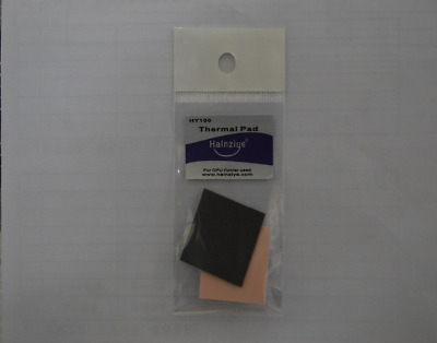 Silicone Thermal Pad for GPU's - 3.0W/mK / 30mm x 30mm x 1mm