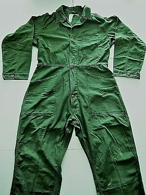 Us Army Mechanics Coverall - Large - Overal Grosse Grösse