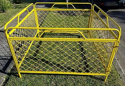 Pit Barrier NBN plumbing civil works High Quality safety gates Manhole