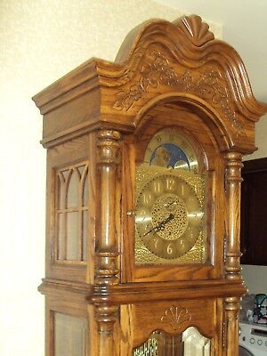 Howard Miller Retired Grandfather Clock 610-361 Charlemagne RETIRED