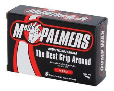 Surfwax Mrs Palmers - New Competition Pro Surf Wax