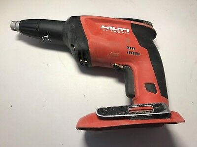 Used, Hilti Sd 4500-A18 Cordless Drywall Screwdriver
