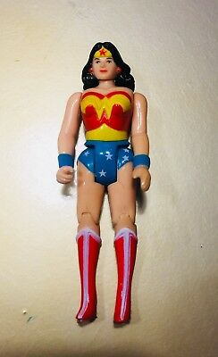 Wonder Woman Toy biz Vintage Action Figure DC Comics Superhero 1980's
