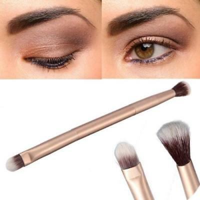Double-Ended Dual Blending Eyeshadow Eye Shading Brush Makeup Cosmetic Pen Tool