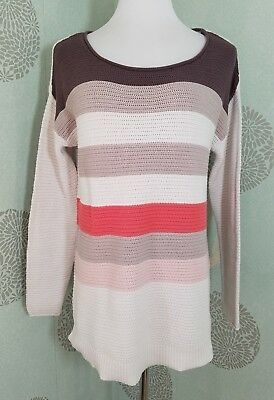 Old Navy Knit Sweater Maternity Womans Size Medium