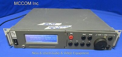 Fast Forward Video Omega 2 Chan Recorder Composite Only w/ drives, NO SDI