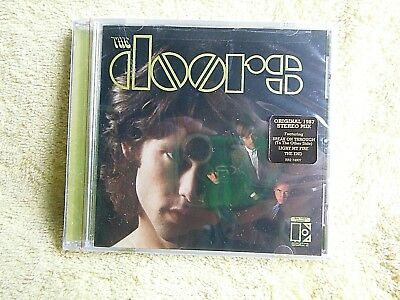 New/sealed Cd! The Doors! Original 1967 Stereo Mix 50Th Anniversary Edition Cd!