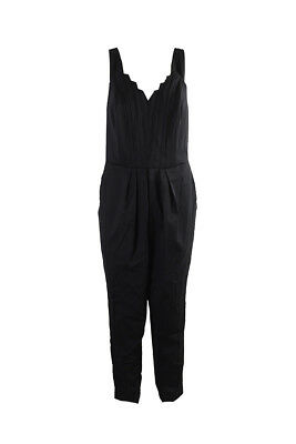 ff2f61d2090 MELISSA MCCARTHY SEVEN7 Women s Embroidered Gaucho Jumpsuit Plus ...