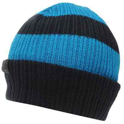 Firetrap Chunky Hat Youngster Childrens Beanie