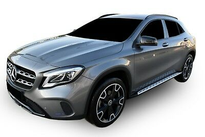 Side steps MERCEDES GLA X156  2014 -up OEM style  Running Boards