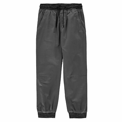 No Fear Ribbed Waistband Chino Youngster Boys Chinos Trousers Pants Lightweight