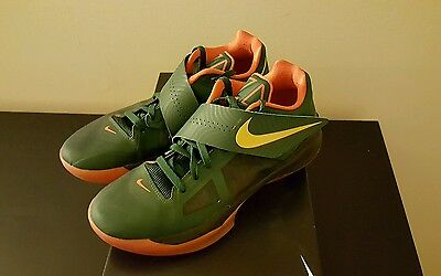 sports shoes 329fb 8d65a NIKEiD ZOOM KEVIN DURANT KD IV 4 Year of the Dragon inspired size 10.5