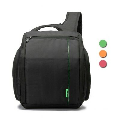 Camera Sling Backpack Digital Shoulder Bag Travel Carry Case For DSLR/iPad/Lens