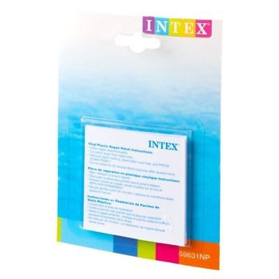 Intex Paddling Pool Repair Kit Patches Hot Tub Pool Swimming Inflatables Airbeds