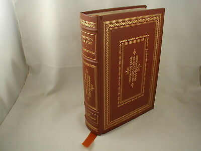 Franklin Library Gone With the Wind Margaret Mitchell Ltd Ed Leather Binding