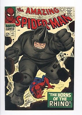 Amazing Spider-Man #41 Vol 1 Super High Grade 1st Appearance of the Rhino