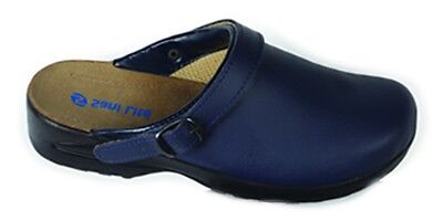 Toffeln Clearance 0123 - Navy - End of Line Sale item