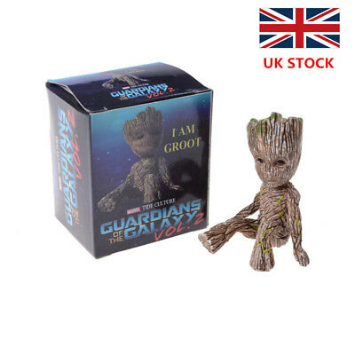 Guardians of The Galaxy Vol. 2 Baby Groot Figure Style Classic Toy Gift UK