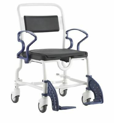 """"""" Denver"""" Shower Commode Chair - Up To 175 Kg"""