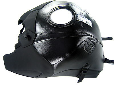 YAMAHA FZ8 2015 BAGSTER TANK PROTECTOR COVER BLACK 1602L fits 4 Clip Tank Bag