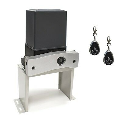 ALEKO Chain Driven Sliding Gate Opener for Gate up to 3300 Pounds