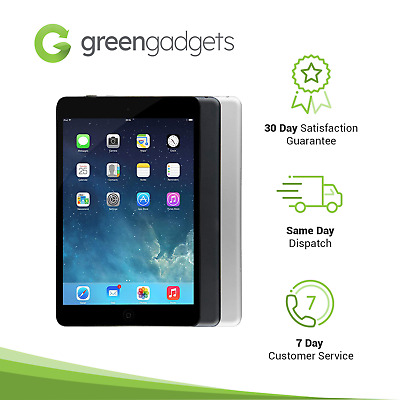 Apple iPad Mini 2nd Gen WiFi A1489 3G A1490 16GB 32GB 64GB 128GB Unlocked Tablet