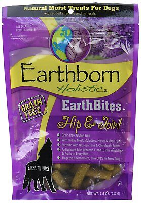 Midwestern Pet EarthBite Hip and Joint Formula Grain Free Dog Treats 7.5 oz