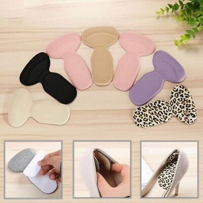 Soft Silicone gel High Heel Liner Grip Cushion Protector Foot Care Shoe Pad
