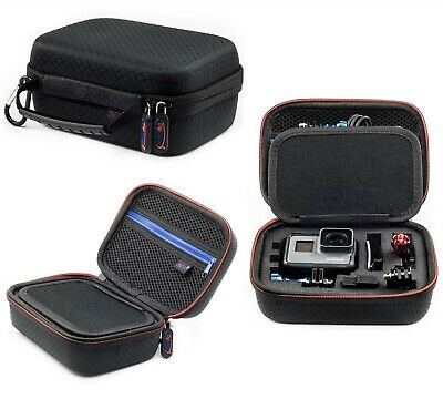 Digicharge Carry Case For GoPro Hero 6 5 4 3+ 3 Action Camera Go Pro HD X Small