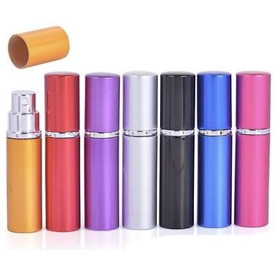 Refillable Perfume Atomiser Atomizer Aftershave Travel Holiday 6ml Spray Bottle