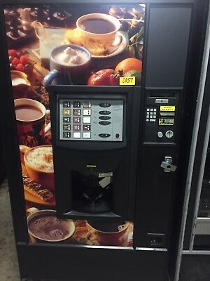 Automatic Products AP 223 Coffee Vending Machine **Sharp** See Pics
