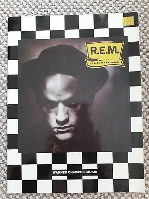R.E.M LOSING MY Religion chords / tablature book sheet music - £7.49 ...
