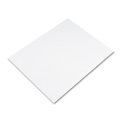 Elmer's White Railroad Board, 22 x 28, 50/Carton - EPI750173LMR