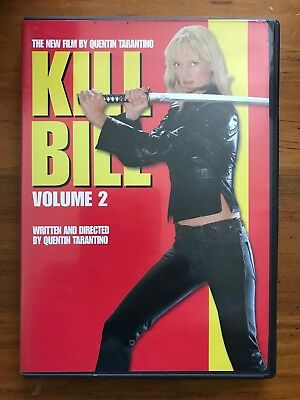 Kill Bill Vol. 2 DVD