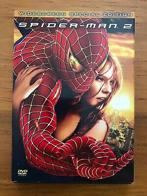Spider-Man 2-Disc Widescreen Special Edition DVD w/ Slipcover