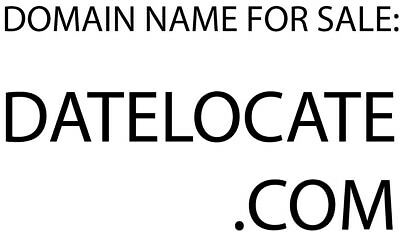 DATELOCATE.COM - Domain name for sale - online dating website