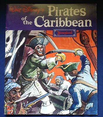 walt disney s pirates of the caribbean souvenir booklet vintage