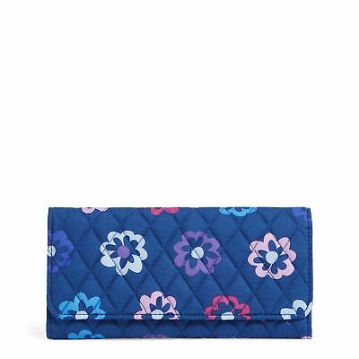 Vera Bradley Factory Exclusive Trifold Wallet