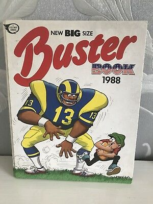 1988 Buster Book