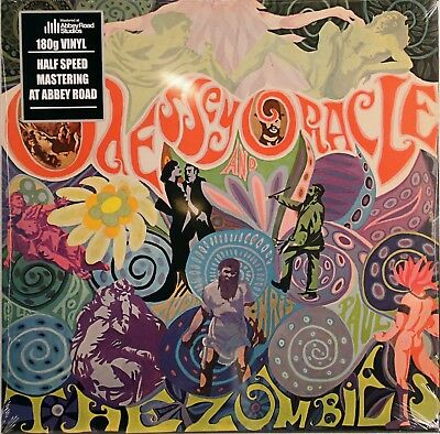 The Zombies Odessey And Oracle Stereo New 12 Quot Vinyl