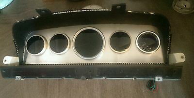 Holden VS Commodore gauge panel 4x52mm guages & 80mm tacho. Drift SS HSV Calais
