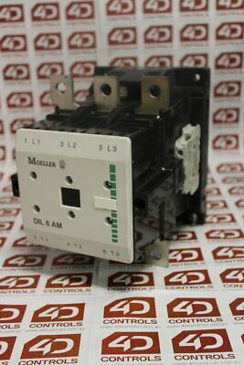 Moeller DIL6AM Contactor 240V 50Hz - Used
