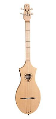 Bezaubernde, handgefertigte Dulcimer Gitarre - Small in stature. Big in fun!